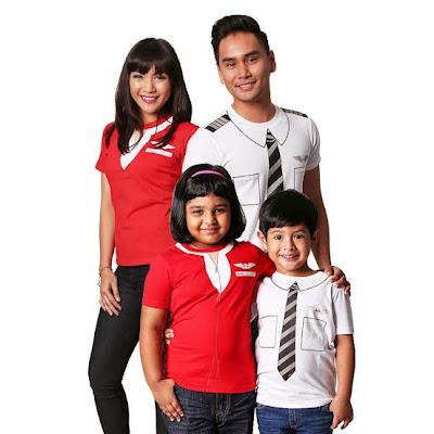 T-shirt rekaan terhad untuk MAKNA dari AirAsia