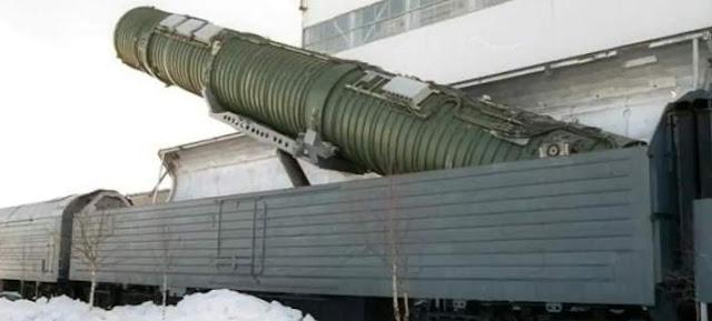 Η Ρωσία ετοιμάζει «αόρατο» πυρηνικό τρένο και πυραύλους ικανούς να εξαφανίσουν ολόκληρες χώρες από τον χάρτη [βίντεο]