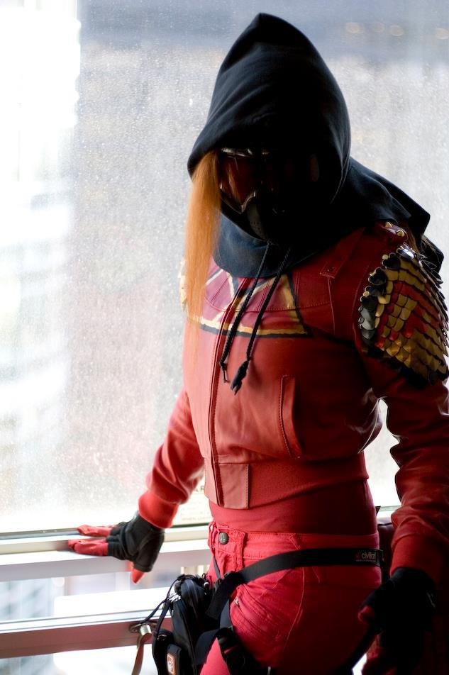 Heroes In The Night Hero Profile 7 Crimson Catalyst