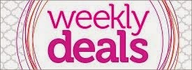 Weekly Deals Every Wednesday