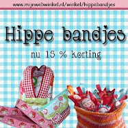 Hippe bandjes actie