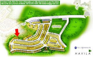 Lot for Sale in Taytay, 163 sq. meter, Villa Montserrat 3