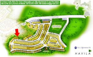 Lot for Sale in Taytay, 163 sq. meter, Villa Montserrat 3