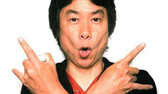 Shigeru Miyamoto - Gerente de pesquisa e desenvolvimento da Nintendo