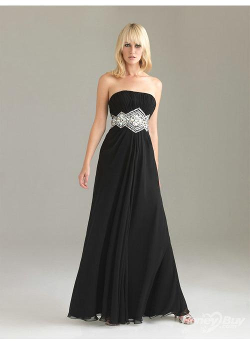 D Shade Z Blissful Black Gowns
