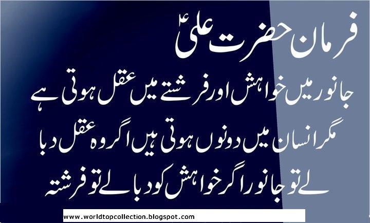Hazrat ali quotes hindi quotesgram