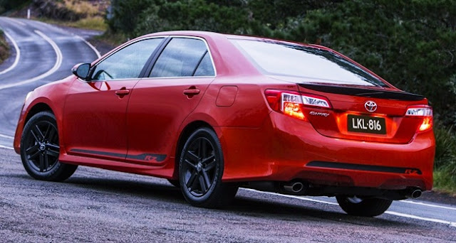 2016 Toyota Camry RZ Review Australia Price and Release Date