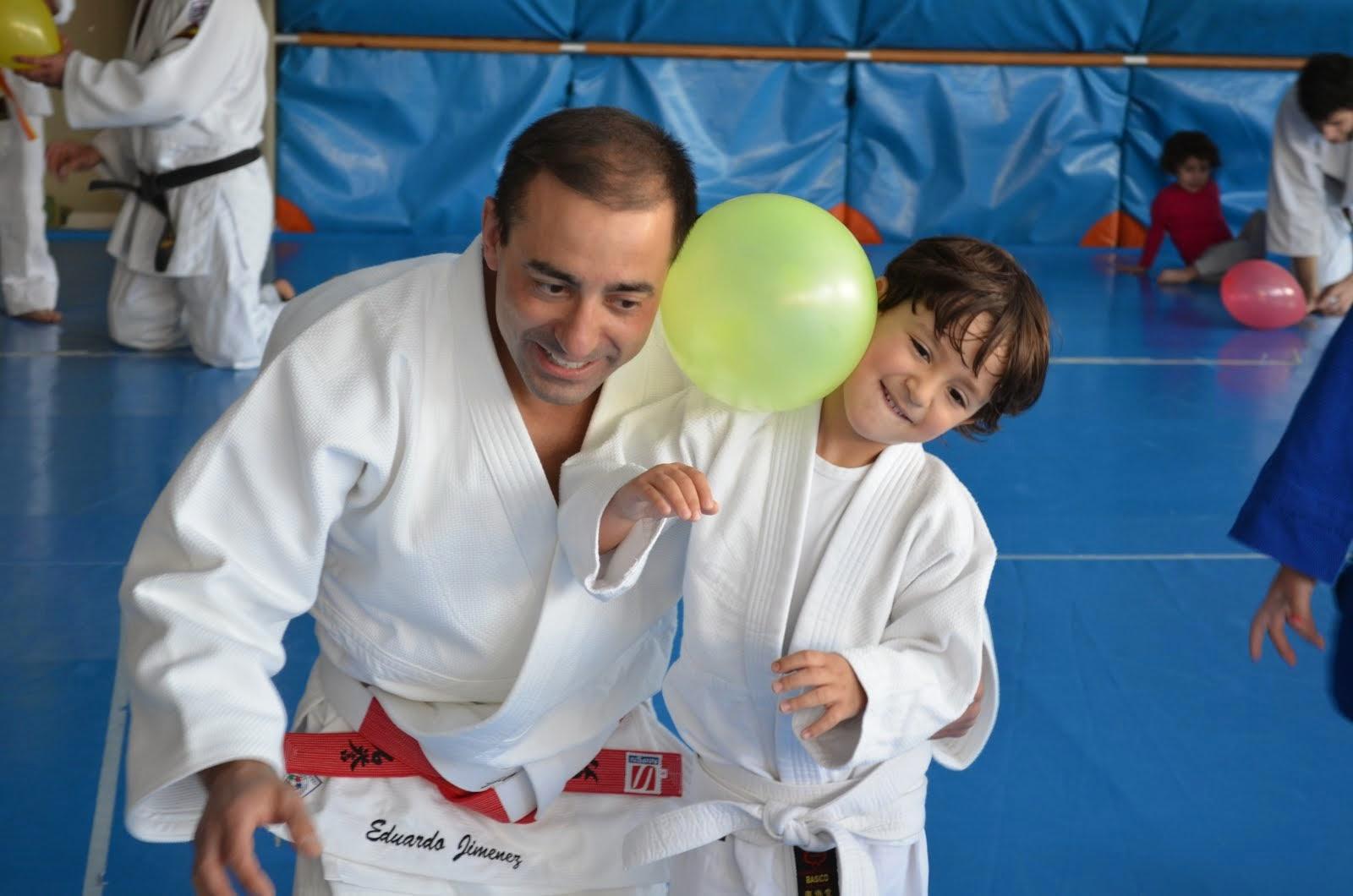 El Judo, un deporte que divierte a todas las edades