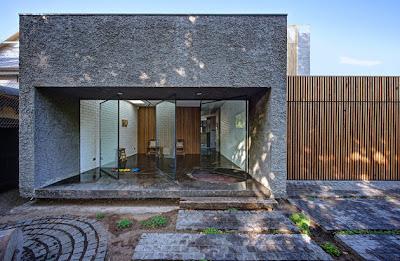 casa minimalista Australia