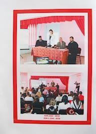 """Coperta 4 - spate a revistei """"Valori Culturale Roznovene"""", nr. 1/2013"""