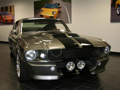 ford shelby mustang gt500 eleanor 1967 kaufen. Black Bedroom Furniture Sets. Home Design Ideas