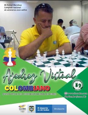 Revista Ajedrez Virtual Colombiano Edición Nro.7 (Dar clic a la imagen)