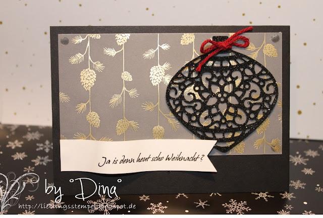 Lieblingsstempel kreativ mit stempel und papier und for Weihnachtskarten kreativ