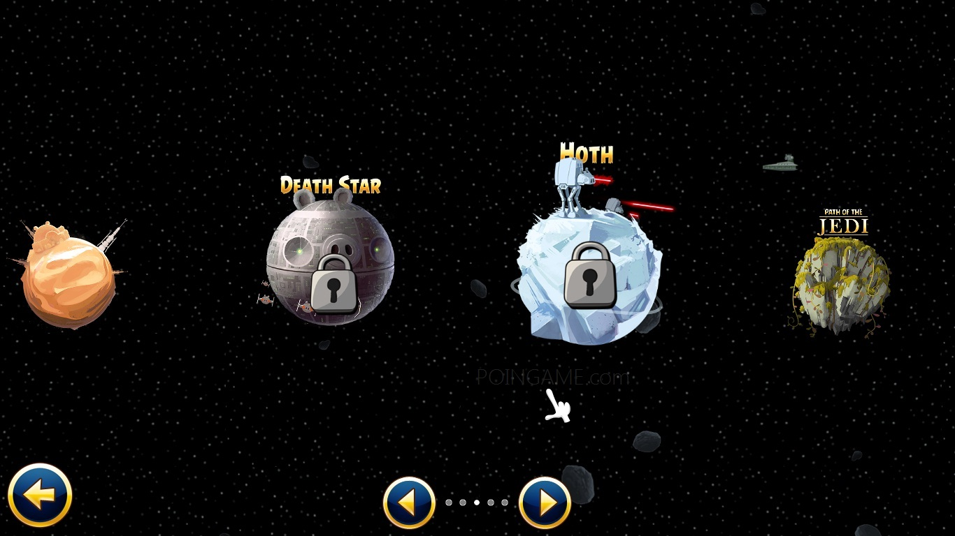 Download New Angry Birds Star Wars 1.1.0 Full