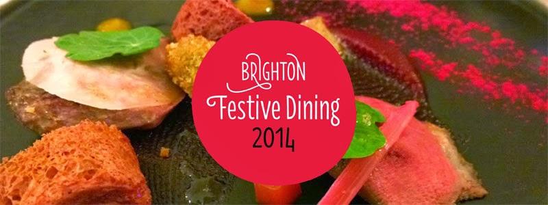 Food For Friends Brighton Christmas Menu