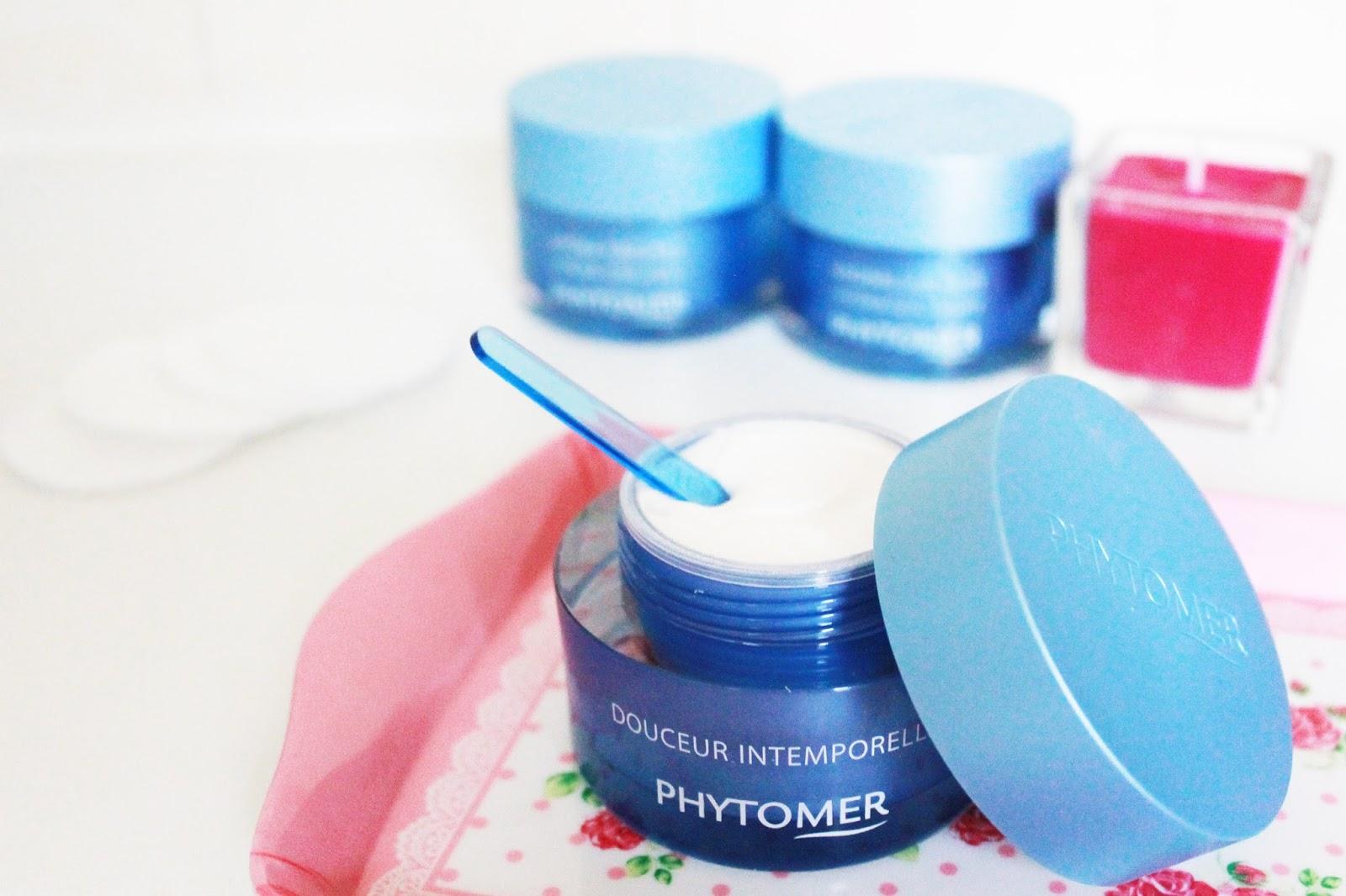 Phytomer crèmes hydratantes