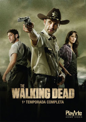 The Walking Dead - 1ª Temporada Completa - DVDRip Dual Áudio