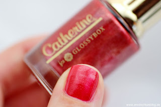 "Cathrine Nail Collection Catherine for Glossybox-Nagellack ""Maritim-Chic"" - www.annitschkasblog.de"