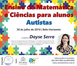 Curso Ensino de Matemática e Ciências para Alunos Autistas