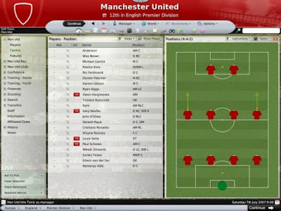 Football Manager 2008 Free Download Full Game