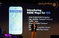 نوكيا تكشف عن خدمة الخرائط 'Here-Maps' وتدخل عالم المنافسة
