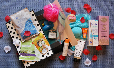Bathroom Pamper Hamper Giveaway