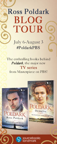 **Poldark Returns to PBS** Now Read the Original Novels!