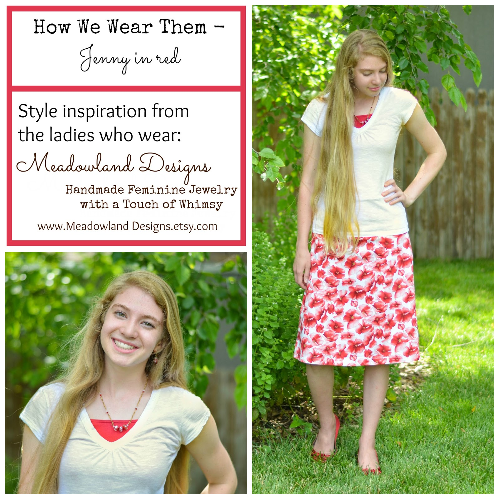 Style inspiration from Meadowland Designs