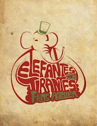 Elefantes con Tirantes- Videasta participante en la muestra Lxs Performers