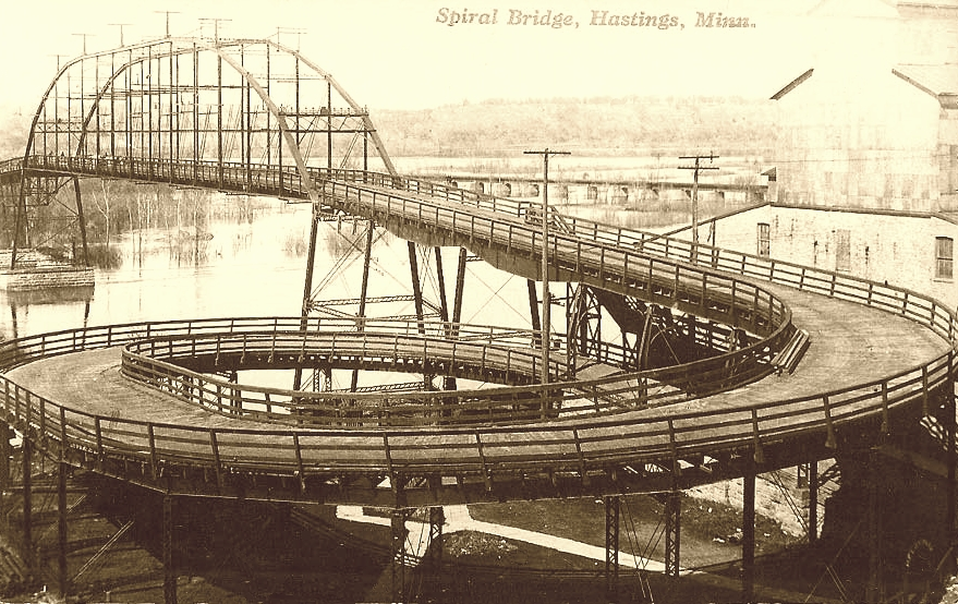transpress nz one time spiral bridge hastings minnesota opulent design home. Interior Design Ideas. Home Design Ideas