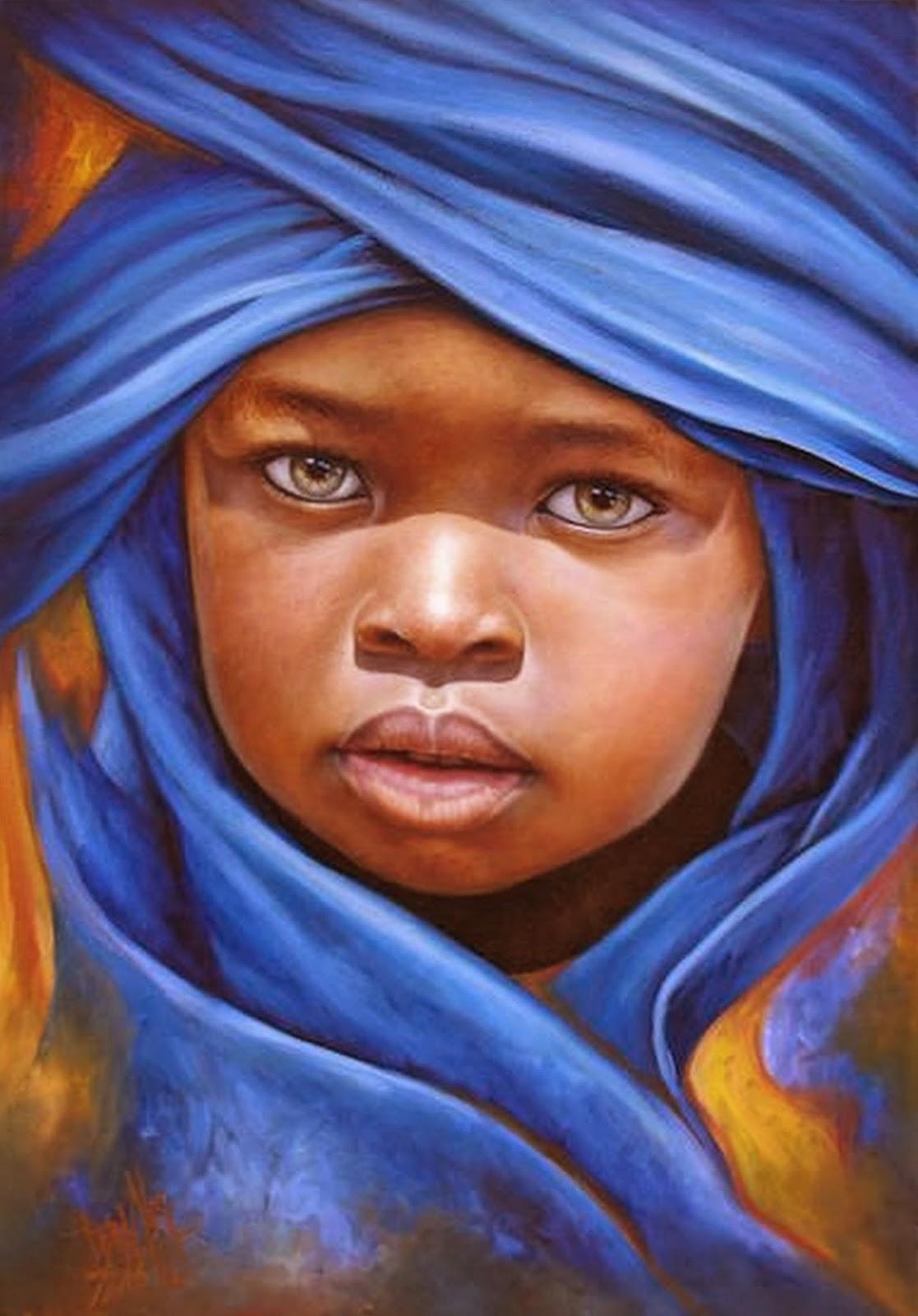 rostros-africano