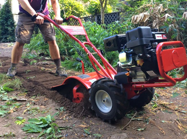 Merveilleux MY TROY BILT SUPER BRONCO ROTOTILLER REVIEW U0026 AWESOME GIVEAWAY
