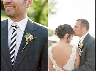 Beard Styles for Men with Short Hair on Wedding