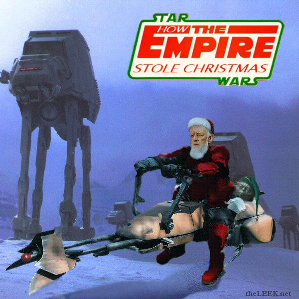 christmas is coming up so are some star wars christmas pictures merry christmas everyone - Merry Christmas Star Wars