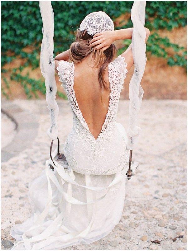 miss cereza: vestidos de novia vintage