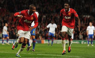 Manchester United 3 - 3 FC Basel (1)