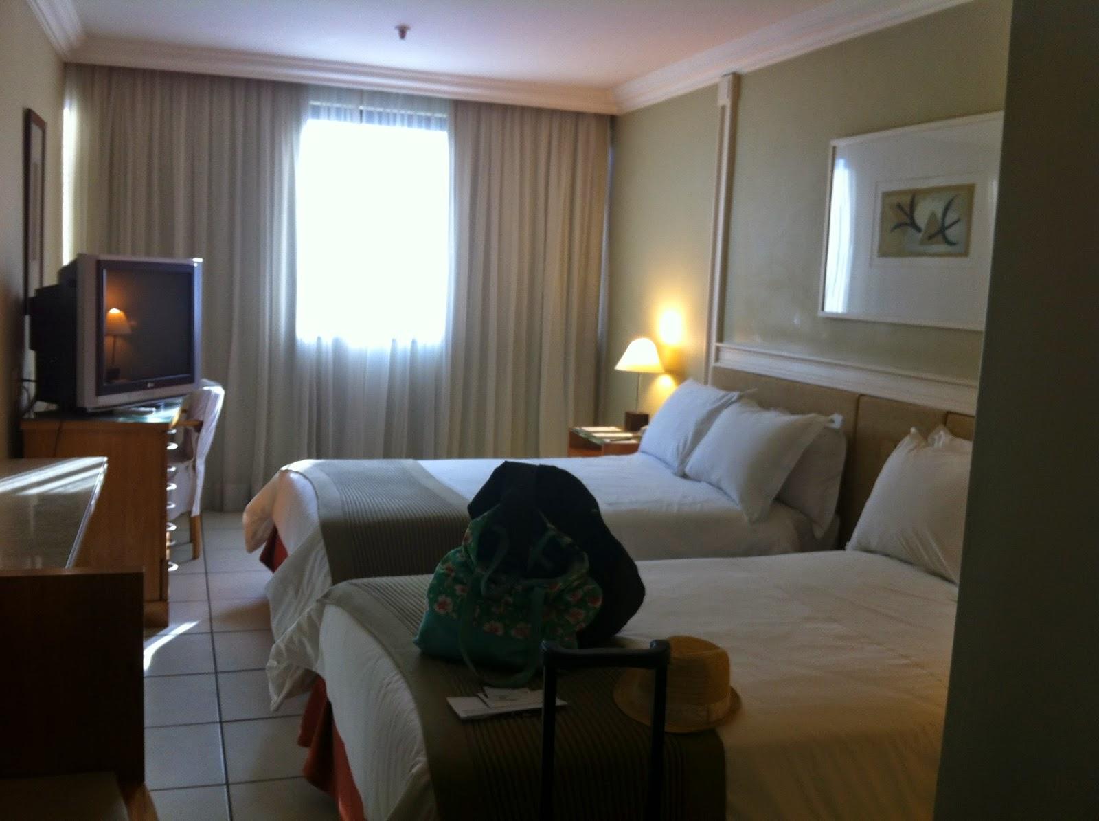 My room at Golden Tulip, Rio De Janeiro