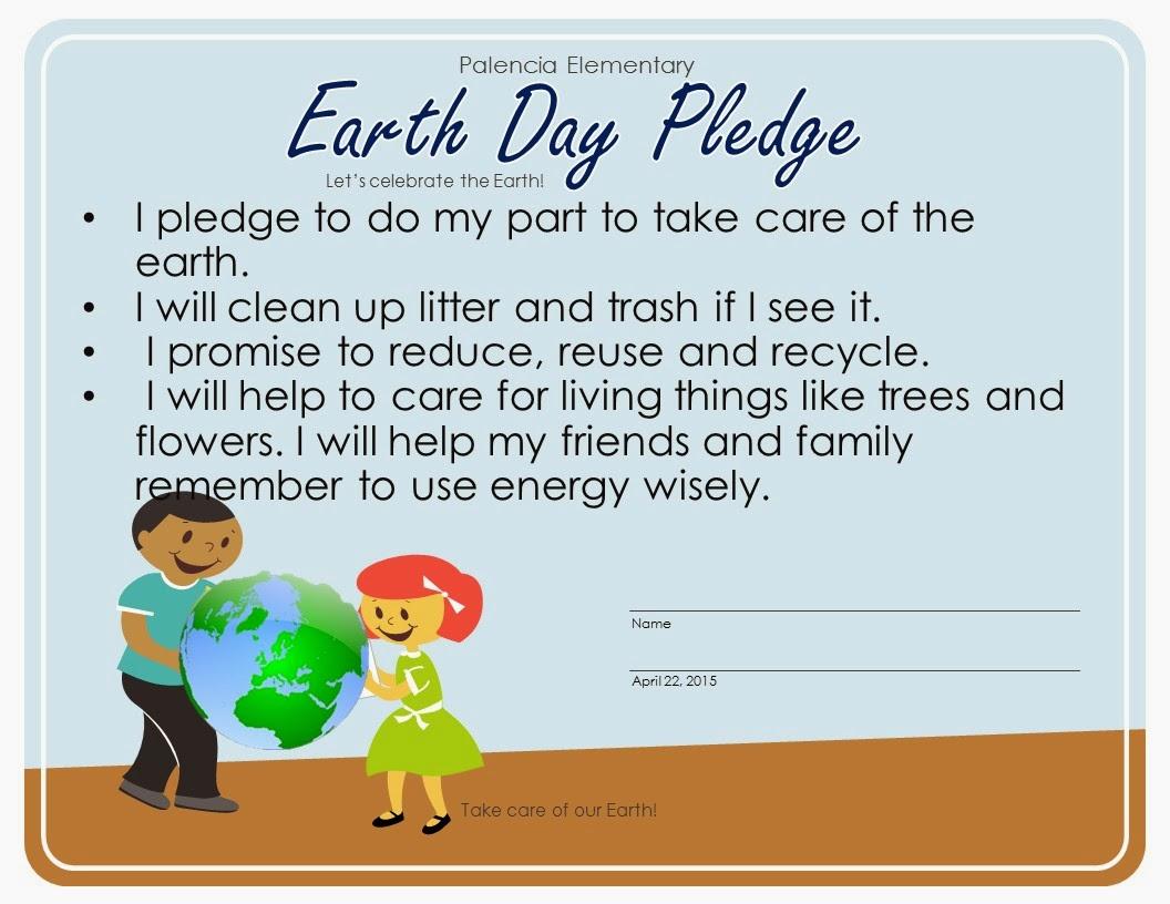 Boy Mama: Earth Day Pledge - Boy Mama Teacher Mama
