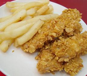 Peluang Usaha Makanan Modal Kecil - Bisnis Ayam Goreng