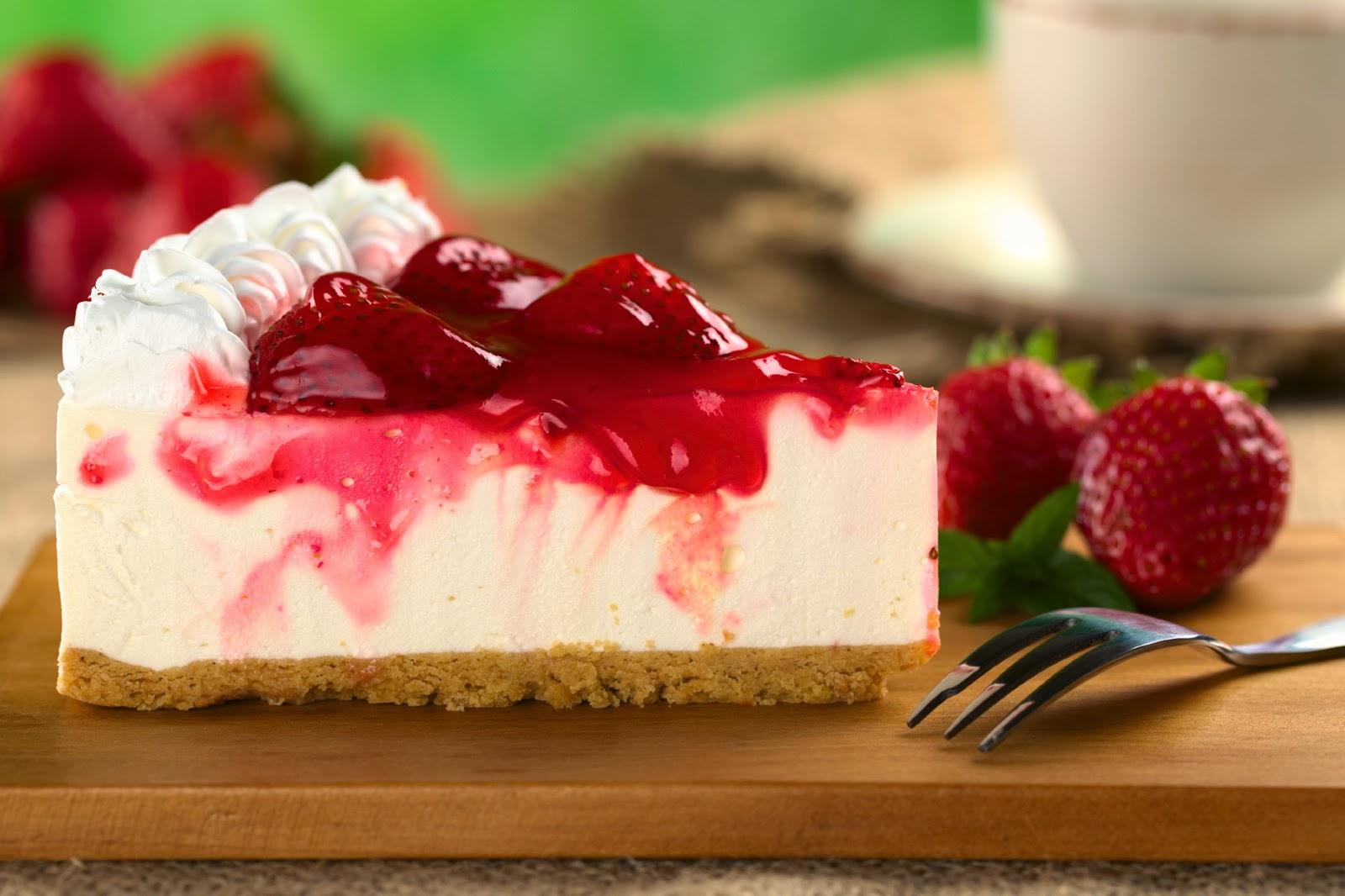 Cheesecake, torta, sobremesa