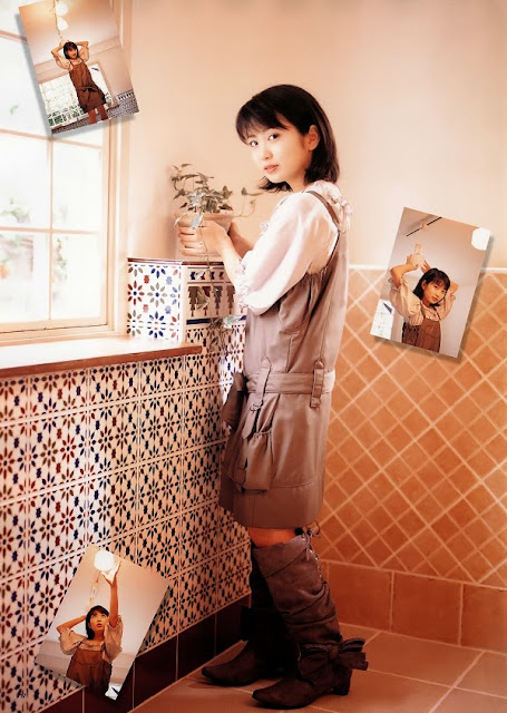 Mirai Shida photo