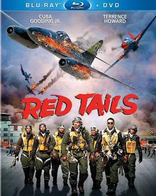 Red Tails (2012) 720p BRRip 736MB mkv Dual Audio (RESUBIDA)