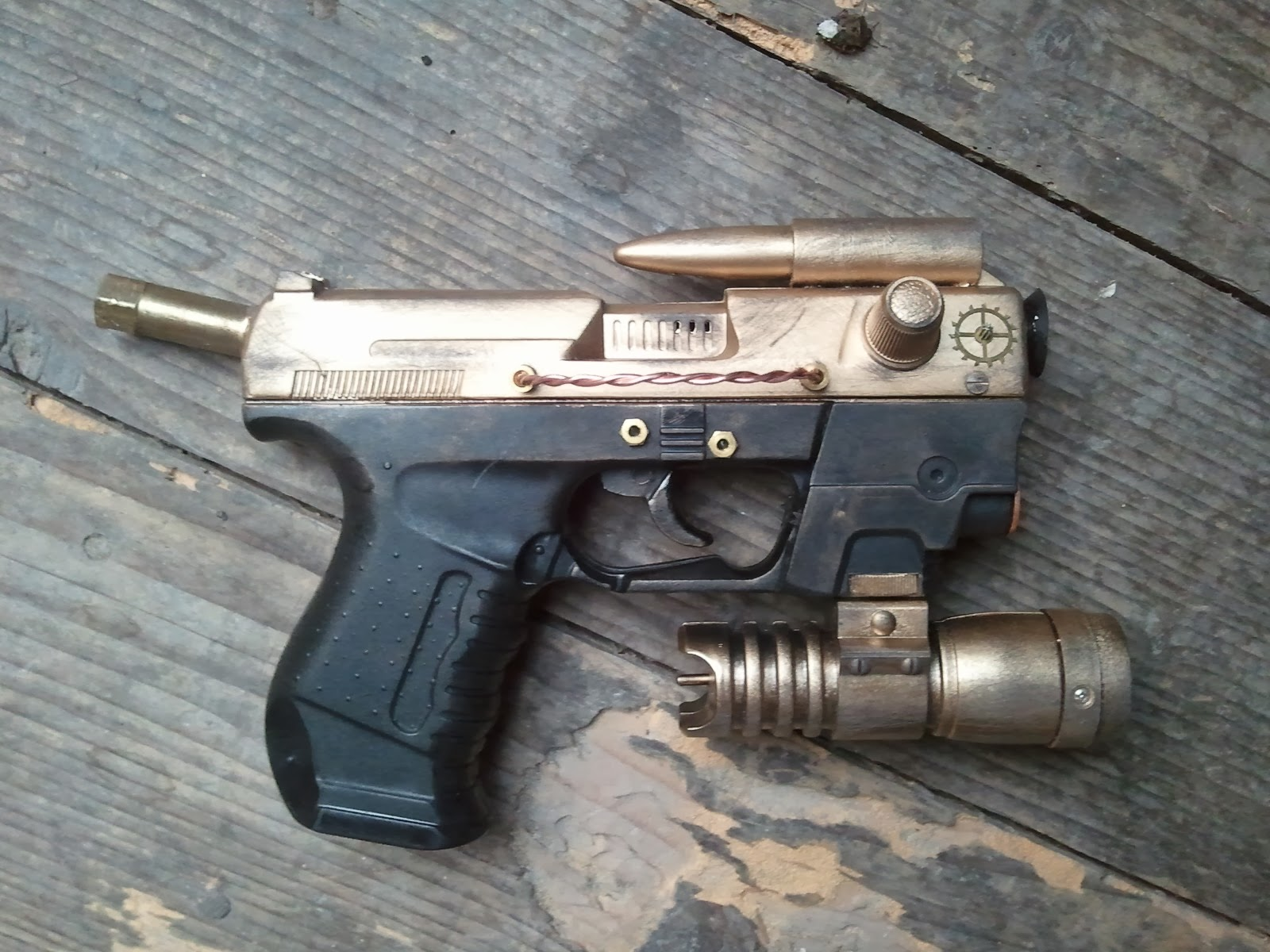 steampunkguns p 99 steampunk gun. Black Bedroom Furniture Sets. Home Design Ideas