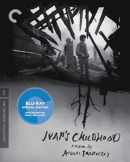 "Blu-ray Review | ""Ivan's Childhood"""
