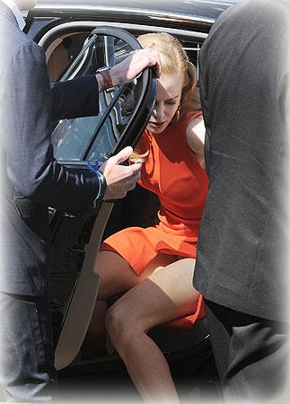 Nicole Kidman nos regala su elegancia en Cannes - ACTRIZ FAMOSA