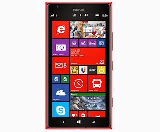 Nokia Lumia 1520 full HD smartphone