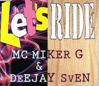 MC Miker G & Deejay Sven - Let\'s Ride (CD,Maxi-Single) (1994)