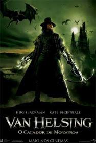 Filme Van Helsing O Caçador de Monstros Dublado AVI DVDRip
