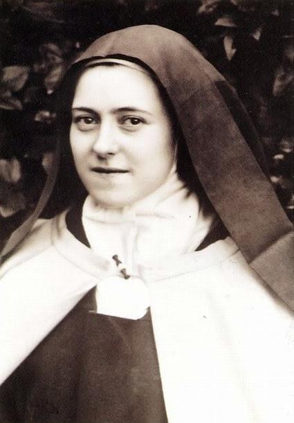 Sainte Thérèse de l'Enfant-Jésus