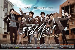 poto by kbs america com sinopsis drama korea dream high sebuah drama